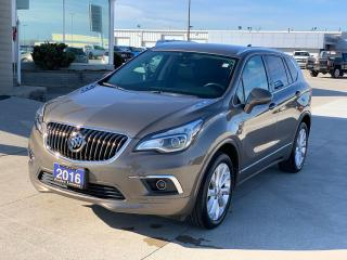 Used 2016 Buick Envision Premium I for sale in Tilbury, ON
