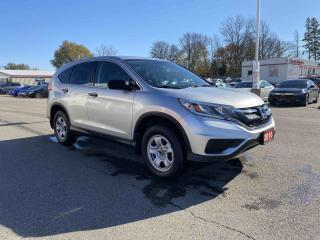 Used 2016 Honda CR-V LX 4dr FWD Sport Utility for sale in Brantford, ON
