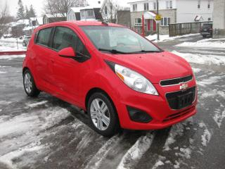 Used 2015 Chevrolet Spark LS 4pass AC Hatch FWD PM PW for sale in Ottawa, ON