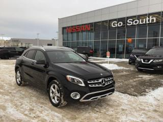 Used 2018 Mercedes-Benz GLA GLA 250, LEATHER, 4MATIC, NAVIGATION for sale in Edmonton, AB