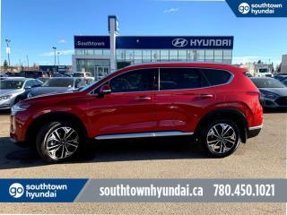 Used 2019 Hyundai Santa Fe ULTIMATE/AWD/LEATHER/NAVI/COOLED HEATED SEATS for sale in Edmonton, AB