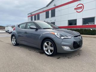 Used 2013 Hyundai Veloster standard with new tires for sale in Tillsonburg, ON