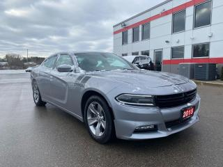 Used 2015 Dodge Charger SXT with Bluetooth for sale in Tillsonburg, ON