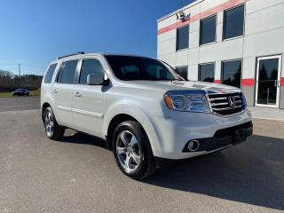 Used 2014 Honda Pilot EX-L 8 PASSENGER for sale in Tillsonburg, ON