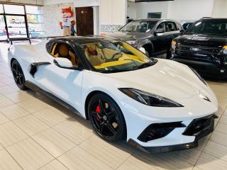 Used 2020 Chevrolet Corvette 3LT Z51 Pkg for sale in Calgary, AB