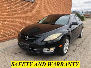 Used 2010 Mazda MAZDA6 GT/ One Owner, NO Accidents /SUNROOF/LEATHER/V6 for sale in Oakville, ON