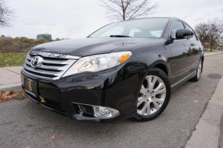 Used 2011 Toyota Avalon 1 OWNER / LOADED / XLS / RECLINING REAR SEATS for sale in Etobicoke, ON