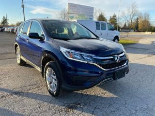 Used 2015 Honda CR-V SE for sale in Komoka, ON