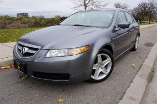 Used 2006 Acura TL CLEAN / TIMING BELT DONE / CERTIFIED / READY TO GO for sale in Etobicoke, ON