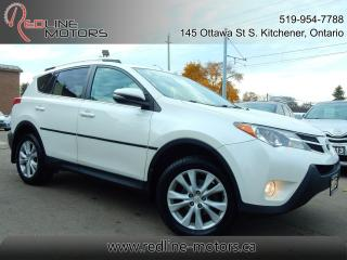 Used 2015 Toyota RAV4 Limited.Navi.Camera.Leather.Roof.FullOptions for sale in Kitchener, ON