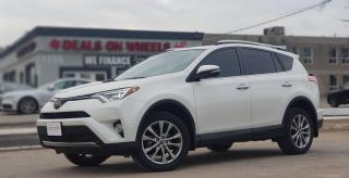 Used 2016 Toyota RAV4 LIMITED  for sale in Oakville, ON
