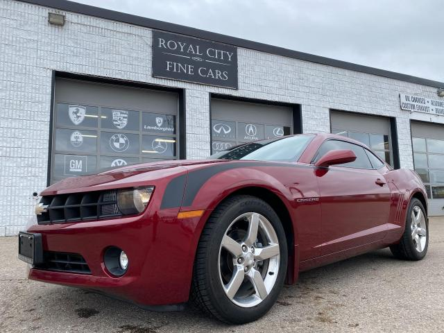 2011 Chevrolet Camaro 1LT LOW KM