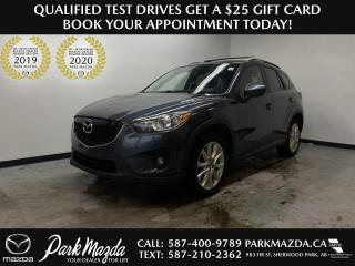 Used 2014 Mazda CX-5 GT for sale in Sherwood Park, AB
