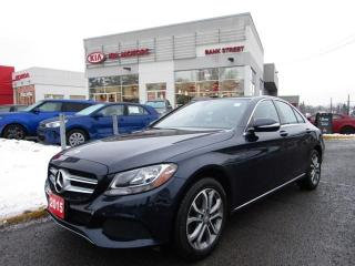 Used 2015 Mercedes-Benz C-Class BASE for sale in Gloucester, ON