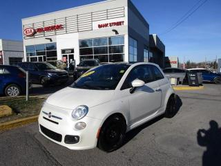 Used 2013 Fiat 500 Sport for sale in Gloucester, ON