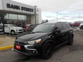 Used 2017 Mitsubishi RVR Black Edition for sale in Gloucester, ON