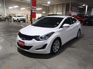 Used 2014 Hyundai Elantra GL AUTO *** FRESHLY TRADED!!! *** for sale in Nepean, ON