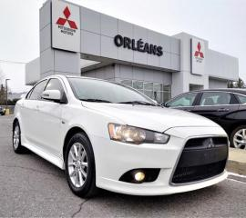 Used 2015 Mitsubishi Lancer SE for sale in Orléans, ON