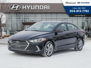 Used 2017 Hyundai Elantra GLS Heated Front and Rear Seats | Heated Steering | Apple CarPlay for sale in Winnipeg, MB