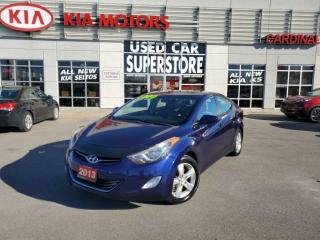 Used 2013 Hyundai Elantra GL, Sunroof, Heated Seats, Bluetooth. for sale in Niagara Falls, ON