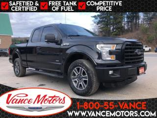 Used 2015 Ford F-150 XLT 4X4 for sale in Bancroft, ON