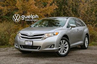 Used 2015 Toyota Venza | Bluetooth, Back-up Cam, Dual-Zone Climate for sale in Guelph, ON