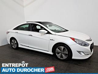 Used 2014 Hyundai Sonata Hybrid Limited - Toit Ouvrant - A/C - Caméra de Recul for sale in Laval, QC