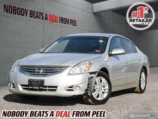 Used 2011 Nissan Altima 4DR SDN I4 CVT 2.5 S for sale in Mississauga, ON