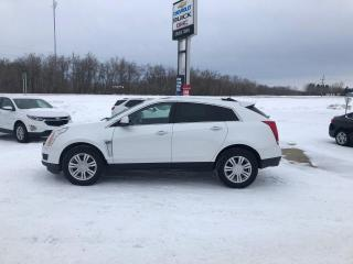 Used 2015 Cadillac SRX Luxury for sale in Roblin, MB
