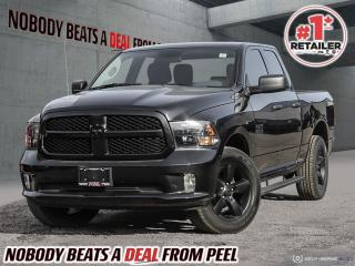 Used 2018 RAM 1500 Express 4x4 Quad Cab 64  Box for sale in Mississauga, ON