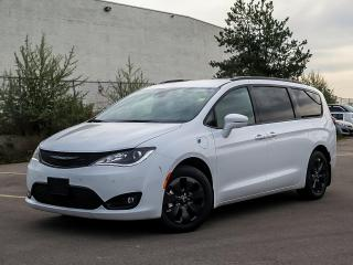 New 2020 Chrysler Pacifica Hybrid Limited | Advanced Safety Tec | Dual DVD for sale in Kitchener, ON