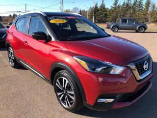 Used 2018 Nissan Kicks SR for sale in Charlottetown, PE
