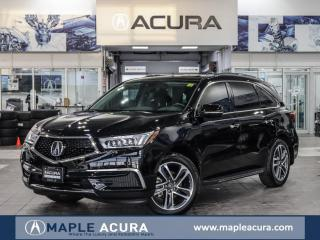 Used 2018 Acura MDX Navi Pkg, One owner, No Accidents, running board, for sale in Maple, ON