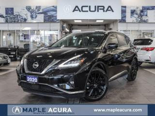 Used 2020 Nissan Murano Platinum, local trade, Not Rental. for sale in Maple, ON