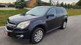 Used 2010 Chevrolet Equinox FWD 4DR for sale in Mississauga, ON