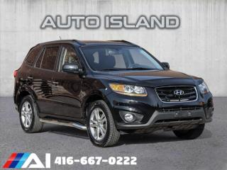 Used 2011 Hyundai Santa Fe LIMITED**ALL WHEEL DRIVE**NAVIGATION for sale in North York, ON