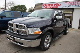 Used 2012 RAM 1500 st 4WD step Bars Alloy wheels New Tires / Brakes for sale in Mississauga, ON