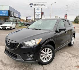 Used 2014 Mazda CX-5 Touring AWD | BACKUP CAM | SUNROOF | NAVI | for sale in Barrie, ON