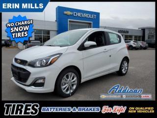 New 2021 Chevrolet Spark LT  -  Apple CarPlay for sale in Mississauga, ON