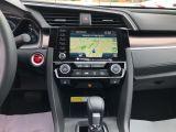 2019 Honda Civic Sedan Touring -  Navi - Leather - Sunroof - Rear Camera