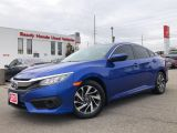 Photo of Aegean Blue Metallic 2017 Honda Civic