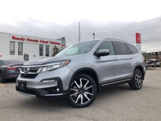 Used 2019 Honda Pilot Touring 7-Passenger - Navigation - Pano Roof for sale in Mississauga, ON