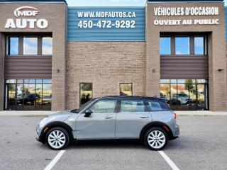 Used 2016 MINI Cooper Clubman VENDU for sale in St-Eustache, QC