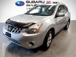 Used 2011 Nissan Rogue S for sale in Laval, QC