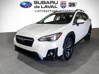 Used 2018 Subaru XV Crosstrek Sport**Apple Carplay ** for sale in Laval, QC