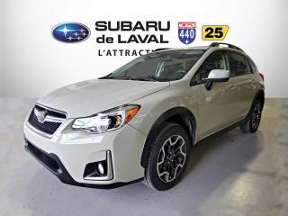 Used 2016 Subaru XV Crosstrek Touring**Manuelle** for sale in Laval, QC
