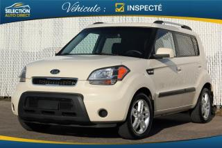 Used 2010 Kia Soul Familiale manuelle 5 portes 2u for sale in Ste-Rose, QC