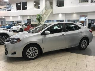 Used 2017 Toyota Corolla 4dr Sdn CVT LE for sale in St-Hubert, QC