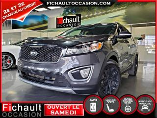 Used 2017 Kia Sorento EX Turbo 4 portes TI *** ROUES H IVER IN for sale in Châteauguay, QC