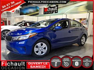 Used 2017 Kia Forte LX boîte automatique for sale in Châteauguay, QC